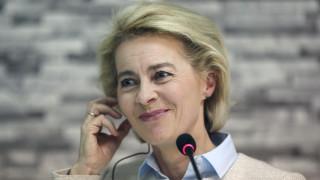 Σύνοδος Κορυφής: Επικεφαλής της Κομισιόν η Ούρσουλα φον ντερ Λάιεν - Στην ΕΚΤ η Λαγκάρντ