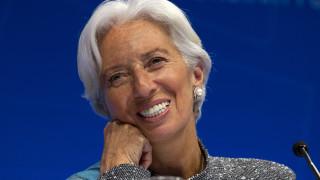 Λαγκάρντ: Αποχωρεί προσωρινά από επικεφαλής του ΔΝΤ και διεκδικεί άλλη μια πρωτιά