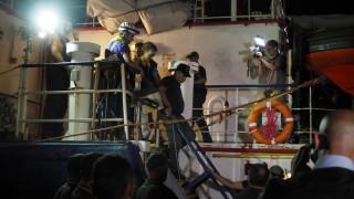 Ιταλία: Ελεύθερη η πλοίαρχος του Sea-Watch 3, Καρόλα Ρακέτε