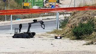 Ενεργή νάρκη εντοπίστηκε στη Χερσόνησο - Επιτυχής η εξουδετέρωσή της