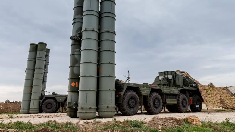 Στην Άγκυρα η πρώτη συστοιχία πυραύλων S-400