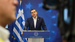 Οι όροι Τσίπρα για να στηρίξει τη συμφωνία για την Κομισιόν