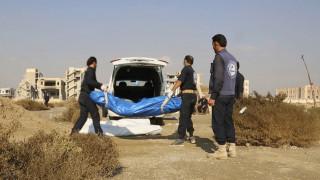 Μακάβριο εύρημα στη Ράκα: Εντοπίστηκε ομαδικός τάφος με εκοντάδες θύματα του Ισλαμικού Κράτους