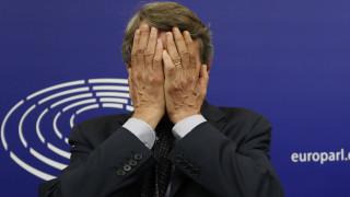 Ντάβιντ Σασόλι: Από το βραδινό δελτίο ειδήσεων στην... προεδρία του Ευρωπαϊκού Κοινοβουλίου