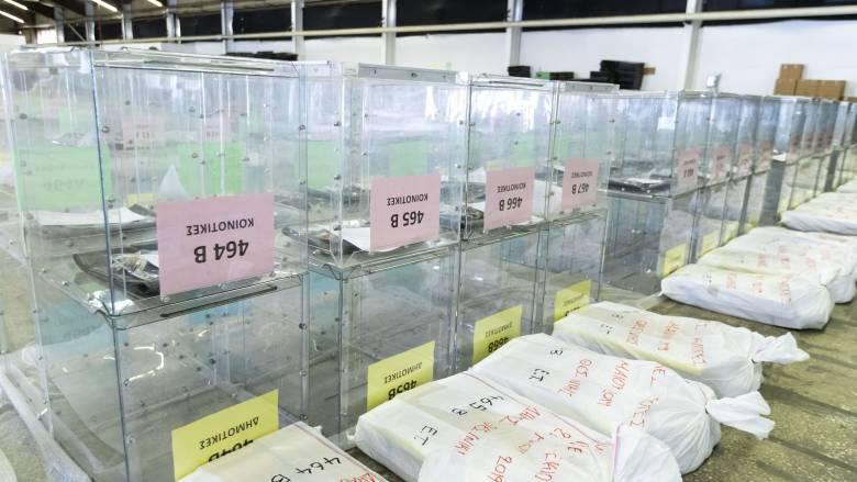 Εκλογές 2019 - Δημοσκόπηση Alco: Δείτε τη διαφορά ΣΥΡΙΖΑ - ΝΔ τέσσερις ημέρες πριν τις κάλπες