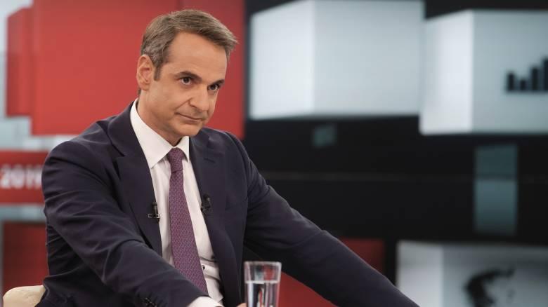 Μητσοτάκης: Ο έλεγχος των φυλακών θα περάσει στην Αστυνομία - Κανένα ζήτημα πιστοληπτικής γραμμής