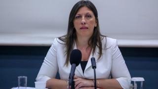 Κωνσταντοπούλου: Η ψήφος στην Πλεύση Ελευθερίας θα είναι μόνο η αρχή