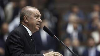 Ερντογάν: Αν χρειαστεί στη Μεσόγειο θα μιλήσουμε με γλώσσα που καταλαβαίνουν