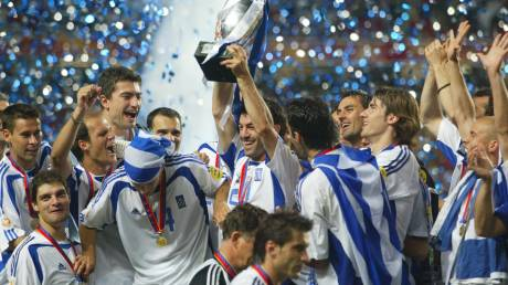 Euro 2004: 15 χρόνια από τη μέρα που η Ελλάδα θριάμβευσε