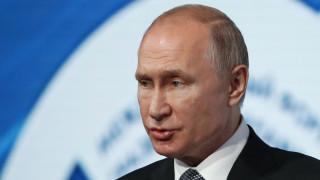 Έτοιμος για συζητήσεις με τις ΗΠΑ για τον αφοπλισμό ο Πούτιν
