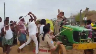 Ινδία: Άγρια επίθεση σε γυναίκα δασοφύλακα από εξαγριωμένο πλήθος