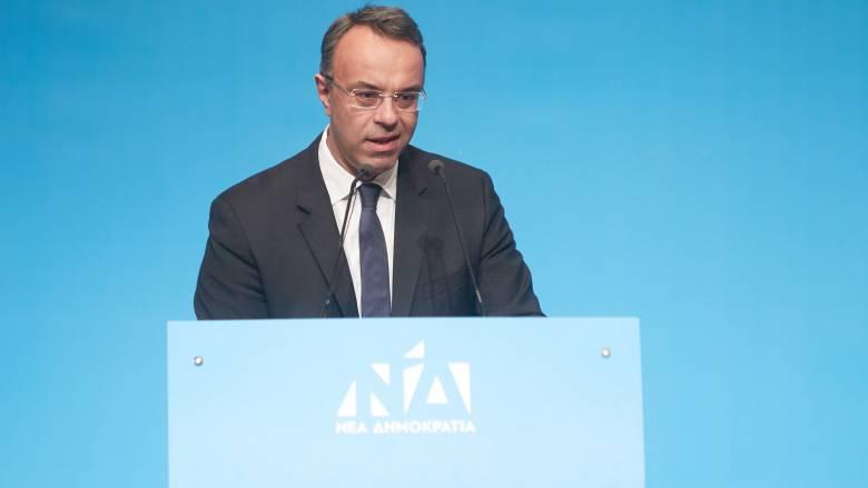 Σταϊκούρας: Η προληπτική πιστωτική γραμμή δεν είναι επιλογή της επόμενης κυβέρνησης