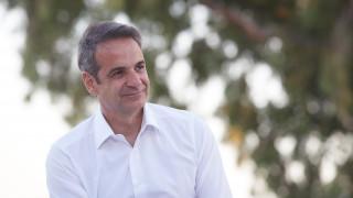 Μητσοτάκης: Θέλω να κάνω την Ελλάδα μια φυσιολογική ευρωπαϊκή χώρα
