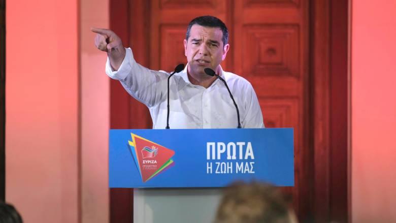 Τσίπρας: Θα πετύχουμε τη μεγαλύτερη πολιτική ανατροπή στη σύγχρονη ιστορία