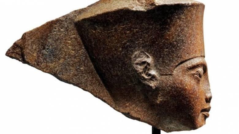 Πουλήθηκε η προτομή του Τουταγχαμών από τον Christie's παρά την αντίθεση της Αιγύπτου