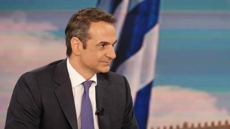Εκλογές 2019 - Μητσοτάκης: Έχω σχέδιο 4ετίας και η ισχυρή εντολή θα δώσει δυνατότητα να ξεδιπλωθεί