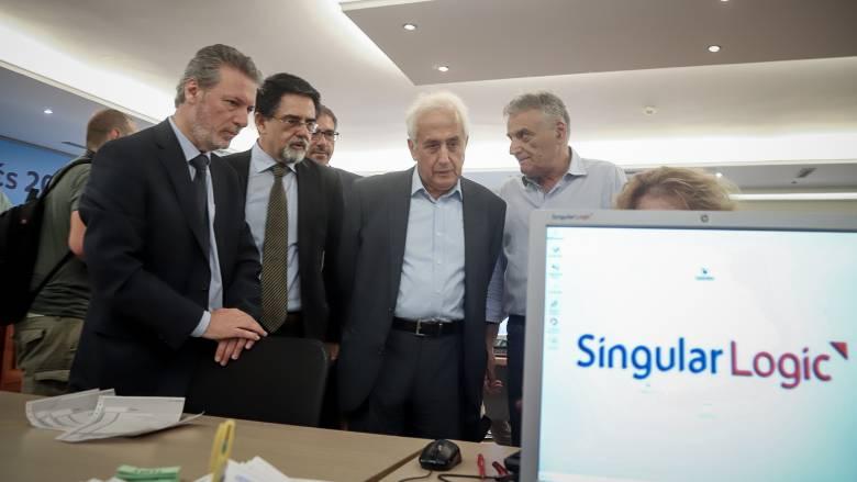 Εκλογές 2019: Με επιτυχία ολοκληρώθηκε η γενική δοκιμή για τις κάλπες της 7ης Ιουλίου