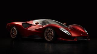 Αυτοκίνητο: H De Tomaso επανέρχεται εντυπωσιακά στο προσκήνιο με την P72