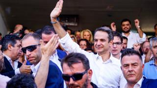 Αποτελέσματα εκλογών 2019: Ευρεία αυτοδυναμία της Νέας Δημοκρατίας, αντέχει ο ΣΥΡΙΖΑ (liveblog)