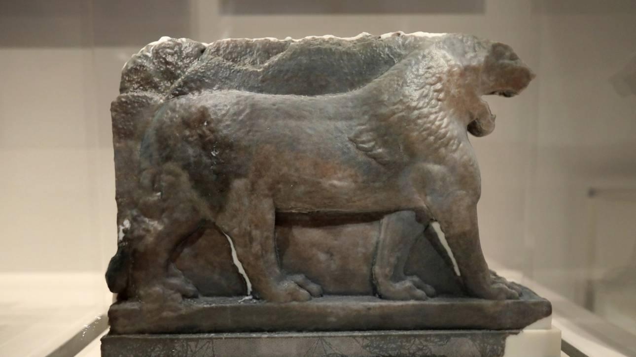 Τρισδιάστατος εκτυπωτής ξαναφτιάχνει αρχαίο άγαλμα που καταστράφηκε από τον ISIS