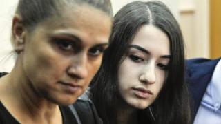Ρωσία: Οργή για τη δίωξη των κοριτσιών που σκότωσαν τον πατέρα τους μετά από συστηματική κακοποίηση