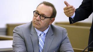 Αποσύρθηκε η αγωγή για σεξουαλική παρενόχληση κατά του Κέβιν Σπέισι