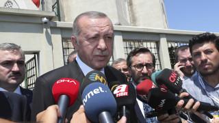 Ο Ερντογάν «ξήλωσε» τον κεντρικό τραπεζίτη της Τουρκίας