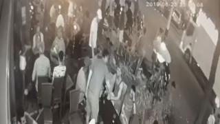 Βίντεο - ντοκουμέντο από ένοπλη επίθεση σε καφετέρια με θύμα έναν Μαροκινό