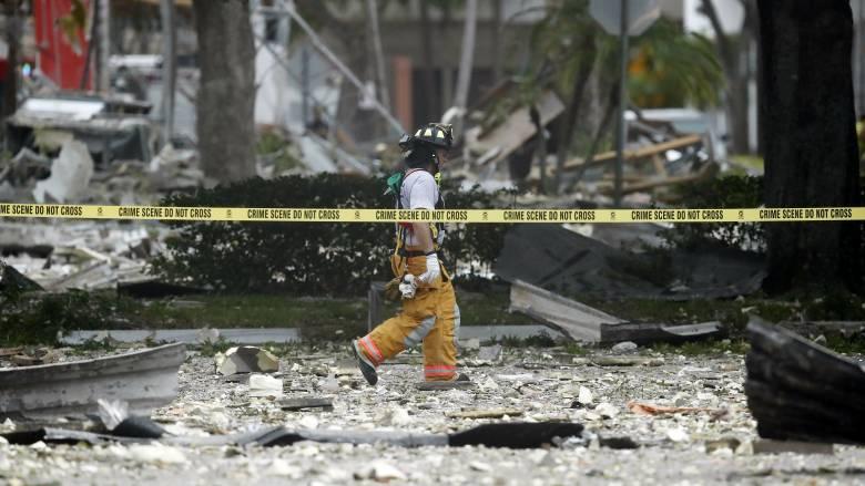 Έκρηξη σε εμπορικό κέντρο στη Φλόριντα - Αναφορές για πολλούς τραυματίες