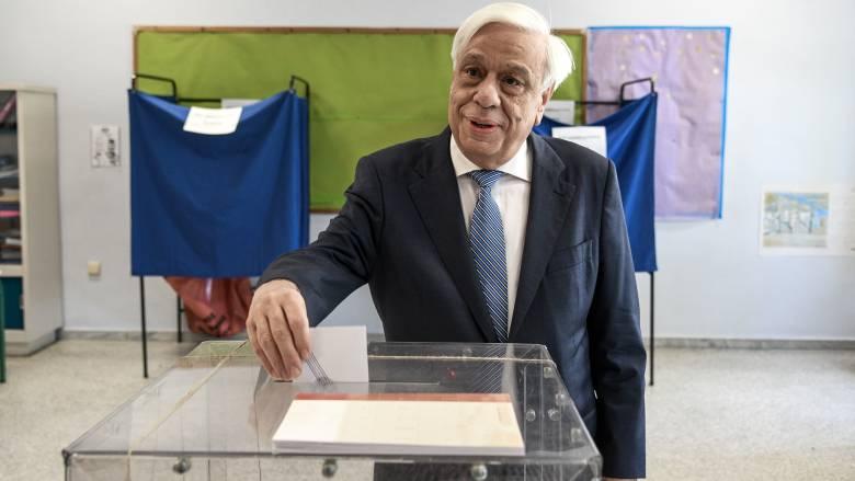 Εκλογές 2019 - Παυλόπουλος: Hμέρα του πολίτη και της λαϊκής ετυμηγορίας