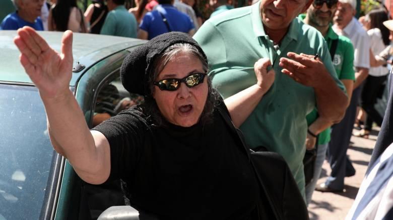 Εκλογές 2019: Η Ελένη Λουκά την είχε... στημένη στη Φώφη Γεννηματά