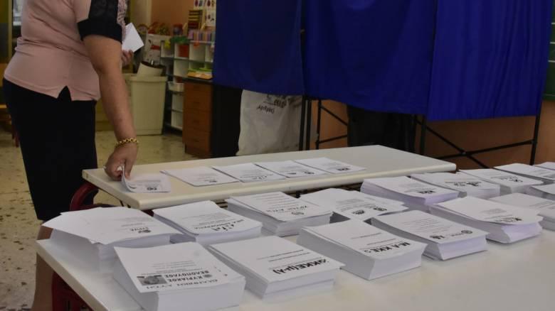Αποτελέσματα Εκλογών 2019 LIVE: Δυτικής Αττικής