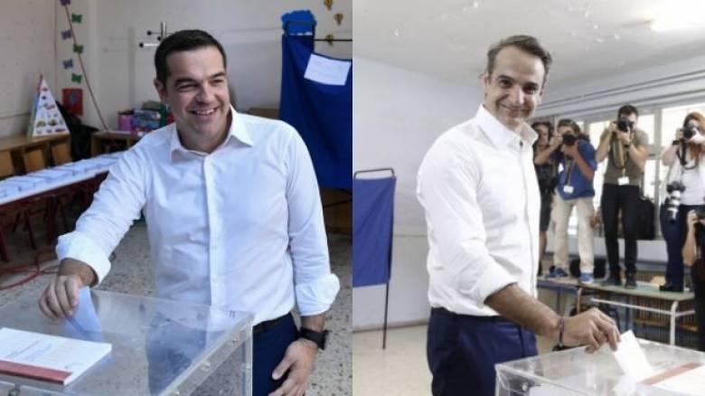 Εκλογές 2019: Από πού θα παρακολουθήσουν Τσίπρας - Μητσοτάκης τη ροή των αποτελεσμάτων