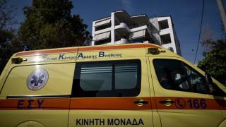 Θεσσαλονίκη: Τραυματισμός άνδρα μετά από πτώση στο υπόγειο μονοκατοικίας