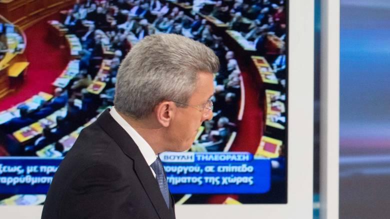 Αποτελέσματα εκλογών 2019: Έντονο φραστικό επεισόδιο Κούγια - Χατζηνικολάου on air