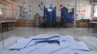 Αποτελέσματα εκλογών 2019: Πώς διαμορφώνεται αυτή την ώρα ο εκλογικός χάρτης