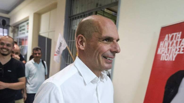 Αποτελέσματα εκλογών 2019 - Βαρουφάκης: Ο λαός τιμωρεί τις κυβερνήσεις που του επιβάλλουν μνημόνια