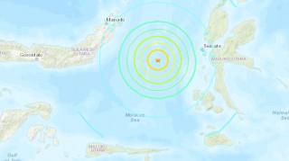 Ισχυρός σεισμός στην Ινδονησία: Ήρθη η προειδοποίηση για τσουνάμι
