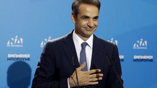 Αποτελέσματα εκλογών 2019 - Μητσοτάκης: Θα είμαι πρωθυπουργός όλων των Ελλήνων