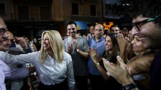 Αποτελέσματα εκλογών 2019 - Γεννηματά: Ο Τσίπρας άνοιξε το δρόμο για την επιστροφή της ΝΔ