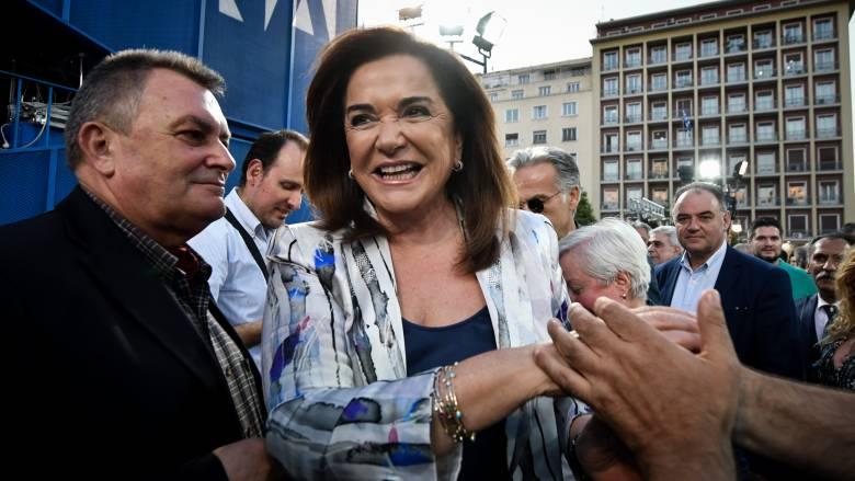 Αποτελέσματα εκλογών 2019 - Μπακογιάννη: Νικητής είναι ο ελληνικός λαός