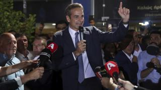 Αποτελέσματα εκλογών 2019: Συγχαρητήρια ξένων ηγετών στον Κυριάκο Μητσοτάκη