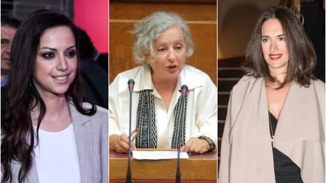 Αποτελέσματα εκλογών 2019: Ποιοι διάσημοι μπαίνουν στη Βουλή και ποιοι έμειναν εκτός