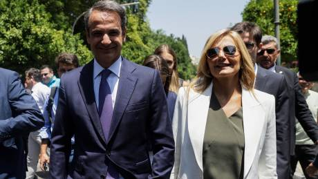 Αποτελέσματα εκλογών 2019: Το tweet του Μητσοτάκη πριν από την ορκωμοσία του