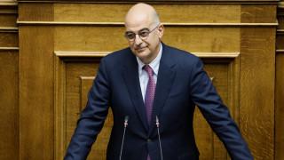 Νέο υπουργικό συμβούλιο: Αυτός είναι ο νέος υπουργός Εξωτερικών Νίκος Δένδιας
