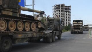 Το Βερολίνο δεν επιβεβαιώνει δημοσιεύματα για μεταφορά τουρκικών αρμάτων στα κατεχόμενα