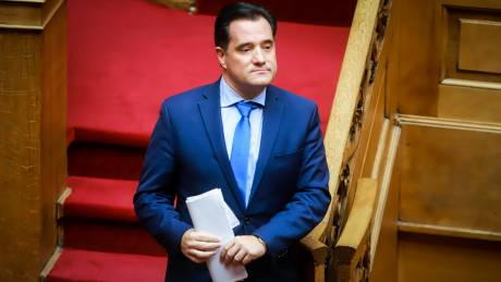 Νέο υπουργικό συμβούλιο: Αυτός είναι ο νέος υπουργός Ανάπτυξης Άδωνις Γεωργιάδης