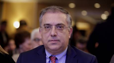 Νέο υπουργικό συμβούλιο: Αυτός είναι ο νέος υπουργός Εσωτερικών Τάκης Θεοδωρικάκος