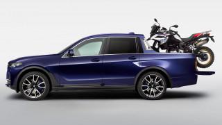 Η BMW X7 είναι επιβλητική και ως αγροτικό
