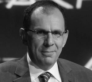 Υπουργός Επικράτειας: Γιώργος Γεραπετρίτης